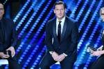 Giorgia incanta Sanremo, Robbie bacia Maria, Totti star