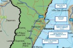 La mappa della mafia a Messina