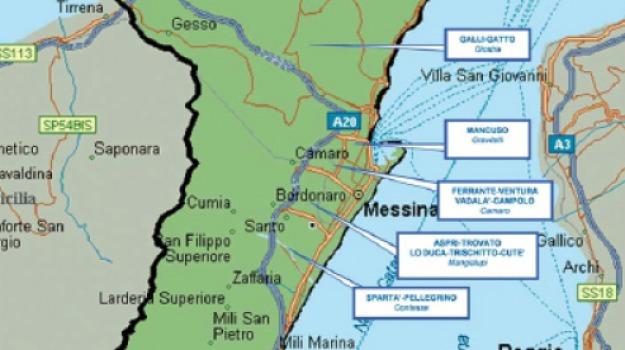 mafia, messina, Messina, Sicilia, Archivio