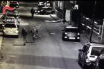 Rubano nel cantiere della nuova caserma, arrestati
