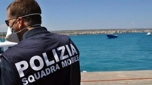 arrestati scafisti, migranti, pozzallo, Sicilia, Archivio