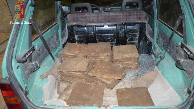 due arresti, Furto piastrelle, modica, Sicilia, Archivio