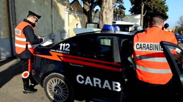 arrestato romeno, pena definitiva, vittoria, Sicilia, Archivio