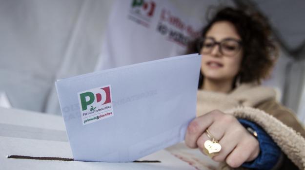 pd primarie, Sicilia, Archivio