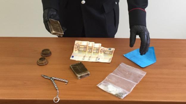 Arrestati tunisini, modica, spaccio droga, Sicilia, Archivio