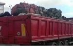 A Reggio torna lo spettro dell'emergenza rifiuti, saturi i capannoni di Sambatello