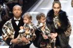 Dolce e Gabbana, ritratto social di famiglia