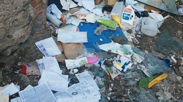arpa, rifiuti villaggio bisconte, Messina, Sicilia, Cronaca