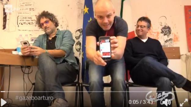 Arturo, ArturodelloStretto, gazebo, Makkox, Movimento Arturo, Rai3, Zoro, Sicilia, Cultura