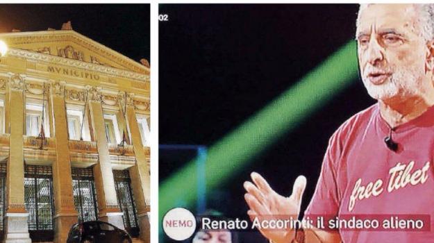 accorinti su raidue, Sicilia, Archivio