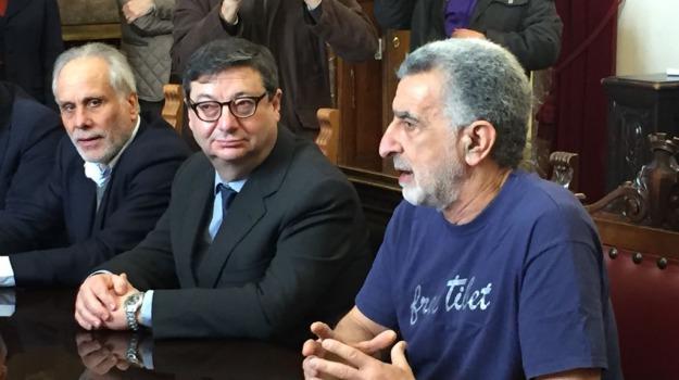 assessore, conferenza stampa, cuzzola, Messina, Archivio