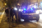 Il video esclusivo dell'arresto di un rapinatore