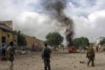 Autobomba vicino al Parlamento della Somalia, almeno 8 morti
