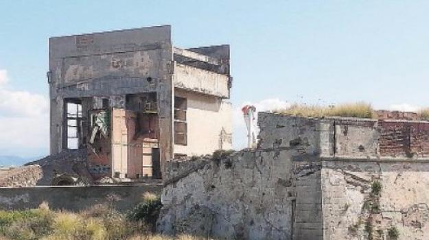 inceneritore s. raineri, Messina, Archivio