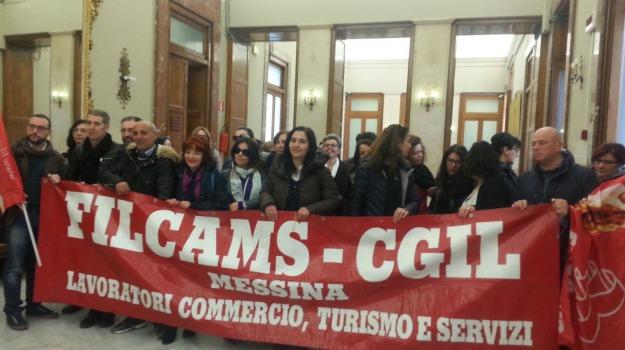 mense, Messina, Archivio