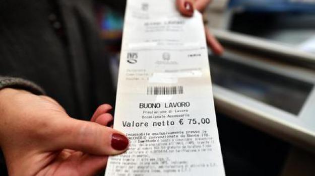2018, via, voucher, Sicilia, Archivio, Cronaca