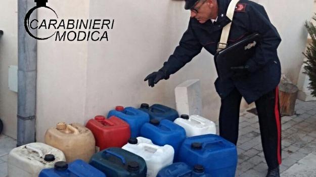 Autostrada Rosolini-Modica, furto gasolio, ispica, quattro romeni arrestati, Sicilia, Archivio