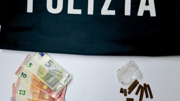 Arrestato marocchino, modica, spaccio droga, Sicilia, Archivio