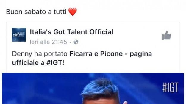 denny napoli, ficarra e picone, italia's got talent, messina, Messina, Sicilia, Archivio