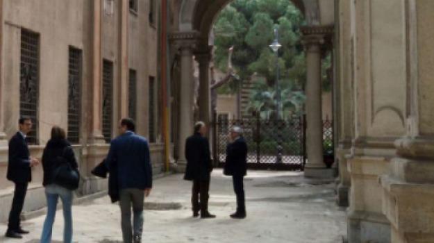 galleria inps, Messina, Archivio