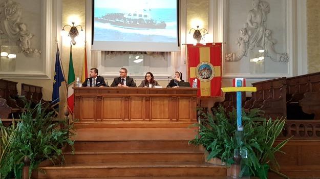migranti, migranti messina, mostra, università di messina, Messina, Archivio