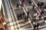 Dopo il blitz alla fiera, protestano gli ambulanti