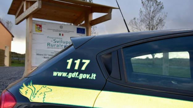 gdf, truffa fondi agricoli, Messina, Sicilia, Archivio