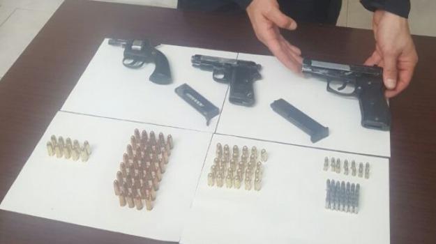 armi, carabinieri, crotone, scandale, Catanzaro, Calabria, Archivio