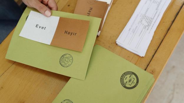 elezioni, referendum, turchia, Sicilia, Cronaca