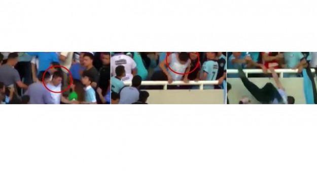 argentina, calcio, stadio, tifoso, violenza, Sicilia, Archivio, Cronaca