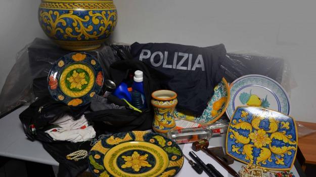 arrestati due giovani incensurati, furti in abitazione, vittoria, Sicilia, Archivio