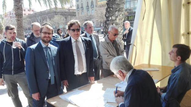 primarie pd, sicilia, Messina, Sicilia, Archivio