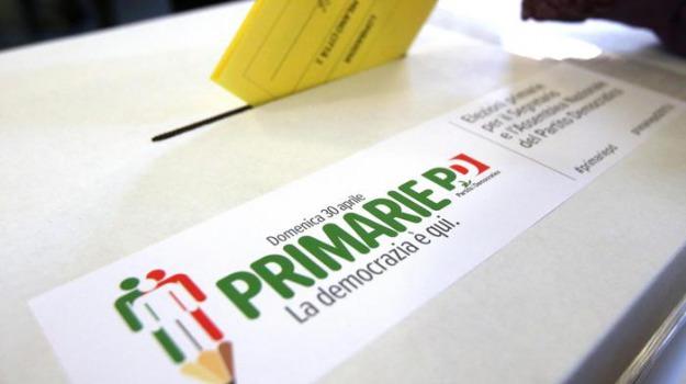 primarie pd, primarie pd sicilia, Sicilia, Politica