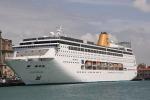 Crociere, il porto di Messina è nella top ten nazionale