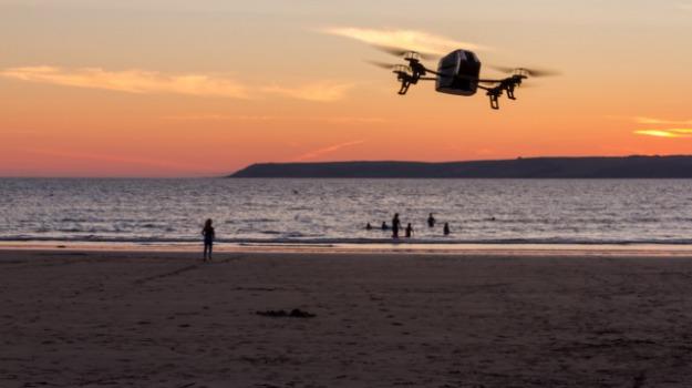 drone, messina, spiagge, Messina, Archivio