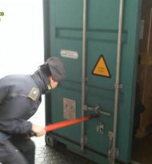Un precedente sequestro sempre a Gioia Tauro nel 2017