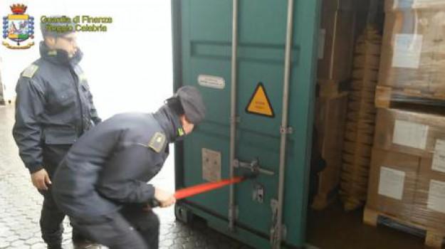 cosche ndrangheta, porto gioia tauro, sequestro cocaina, Reggio, Calabria, Cronaca