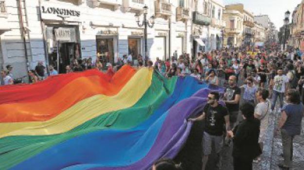 diritti, messina, pride, pride dello stretto, Messina, Sicilia, Società