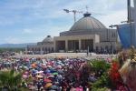 """Anniversario di Natuzza, il maltempo """"frena"""" il pellegrinaggio a Paravati"""