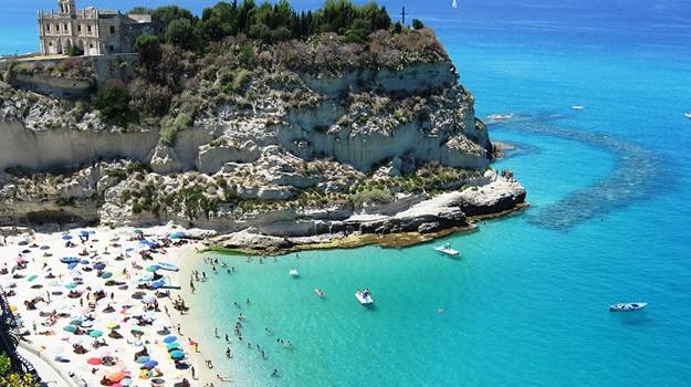 turismo calabria, Calabria, Economia