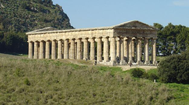 tempio segesta, wwf, Sicilia, Archivio