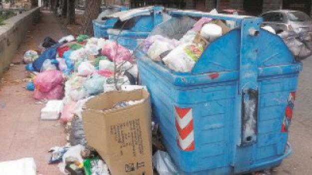 emergenza rifiuti, Messina, Sicilia, Archivio