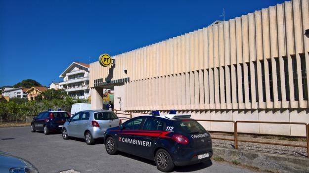 ufficio postale, Messina, Sicilia, Archivio