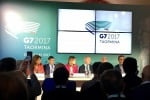 """La Boschi """"apre"""" il G7: """"L'Italia è pronta"""" LIVE"""
