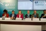 """La Boschi apre la settimana del G7: """"Siamo pronti"""""""