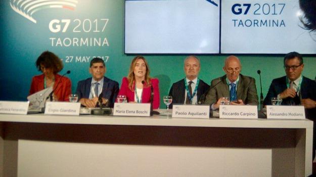 boschi  G7, g7 taormina, Messina, Sicilia, Archivio, Cronaca