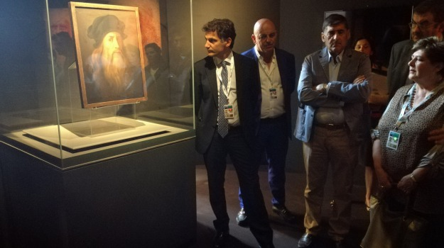 g7, leonardo, taormina, Tavola Lucana, Messina, Sicilia, Cultura