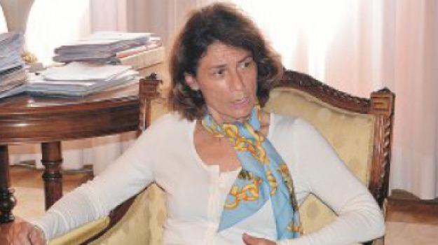 Francesca Ferrandino, g7, intervista, prefetto di messina, taormina, Messina, Archivio