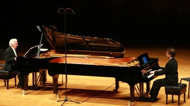 concerto, messina, Vladimir e Vovka Ashkenazy, Messina, Archivio