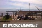 Emergenza rifiuti, senza parole VIDEO